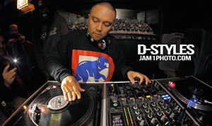 [VIDEO] D-styles | Turntablism Showcase