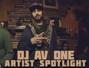 Artist Spotlight: AV One