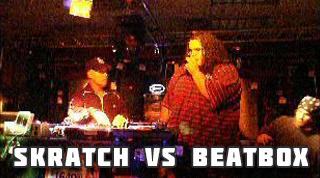 Q-Bert and Jam One   Skratch vs Beatbox
