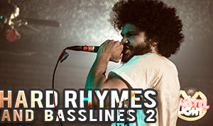 [SHOW RECAP] UGOFFICIAL Presents: Hard Rhymes and Basslines 2