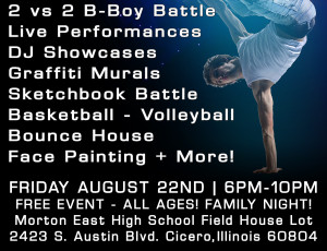 Mad City Mayhem | Back to School Sports and Hip-Hop Jamboree