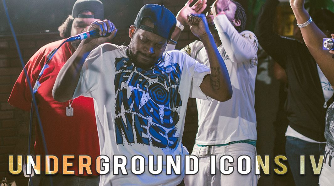 [SHOW RECAP] Underground Icons IV by Mission:16 and Nu-Money Family