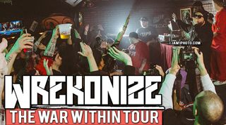 [SHOW RECAP] Wrekonize | War Within Tour: Chicago